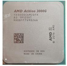 AMD Athlon 3000G 3.5GHz AM4 Desktop TRAY CPU with Radeon Vega 3 Graphics